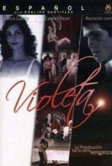 Ver película Violeta