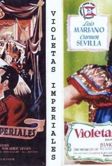 Violetas imperiales online gratis
