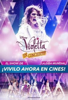 Watch Violetta en concierto online stream