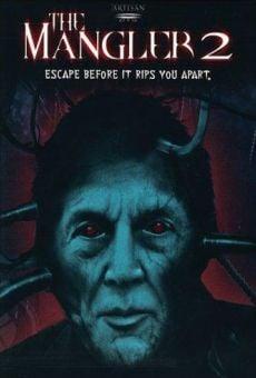 Ver película Virus del Mangler
