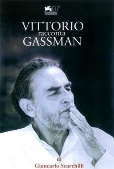 Vittorio racconta Gassman: Una vita da mattatore online