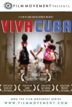 Película: Viva Cuba