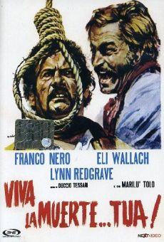 Ver película ¡Viva la muerte... tuya!