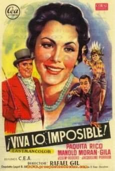 Ver película ¡Viva lo imposible!