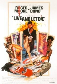 Live and Let Die on-line gratuito