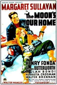 The Moon's Our Home on-line gratuito