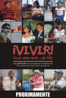 Ver película ¡Vivir!