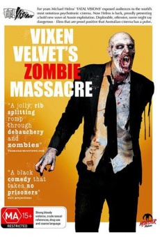 Ver película Vixen Velvet's Zombie Massacre III