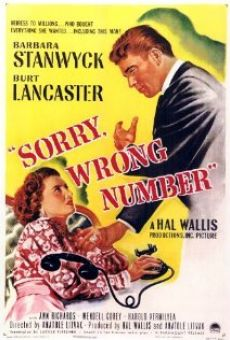 Sorry, Wrong Number on-line gratuito