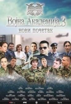 Ver película Vojna Akademija 3: Novi pocetak