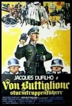 Ver película Von Buttiglione Sturmtruppenführer