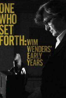 Von einem der auszog - Wim Wenders' frühe Jahre