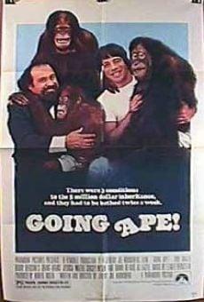Película: Voy a volverme mico