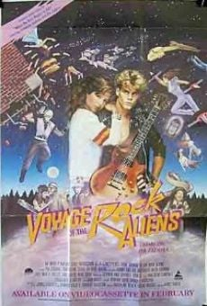 Voyage of the Rock Aliens on-line gratuito