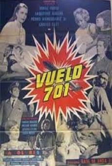 Vuelo 701 online