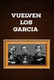 Ver película ¡Vuelven los Garcia!