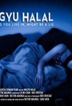 Wagyu Halal