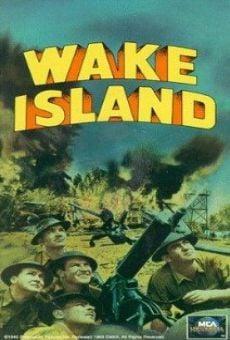 Ver película Wake Island