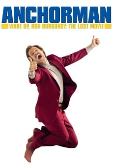 Ver película Wake Up, Ron Burgundy: The Lost Movie