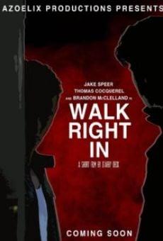 Walk Right In en ligne gratuit