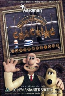 Wallace & Gromit's Cracking Contraptions on-line gratuito