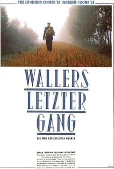 Ver película El último viaje de Waller