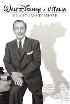 Ver película Walt Disney e l'Italia - Una storia d'amore