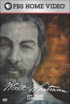 The American Experience: Walt Whitman online