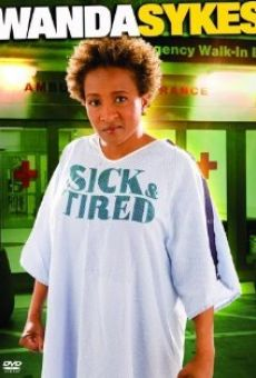 Película: Wanda Sykes: Sick and Tired
