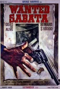 Wanted Sabata on-line gratuito