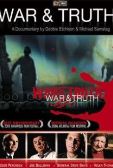 Película: War and Truth