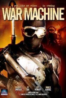 Watch War Machine online stream