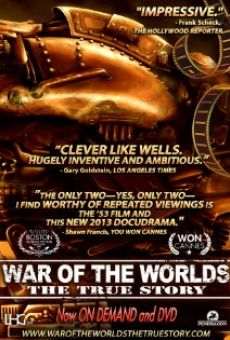 War of the Worlds the True Story online
