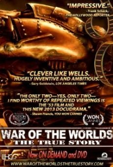 War of the Worlds the True Story on-line gratuito