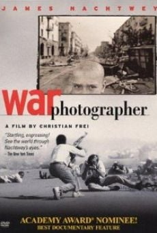 Película: War Photographer