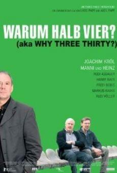 Warum halb vier? online free
