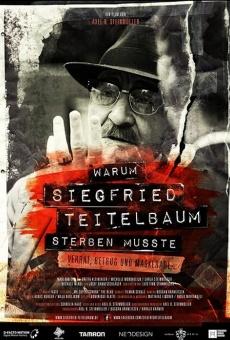 Por qué Siegfried Teitelbaum tuvo que morir online