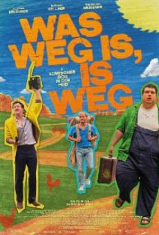 Ver película Was weg is, is weg