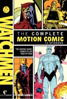 Watchmen: The Complete Motion Comic online kostenlos