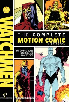 Watchmen: The Complete Motion Comic online