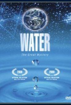 Water, le pouvoir secret de l'eau en ligne gratuit