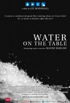 Water on the Table online