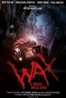 Ver película Wax