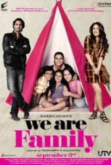 Película: We Are Family
