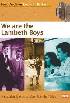 We Are the Lambeth Boys on-line gratuito