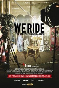 We Ride: The Story Of Snowboard on-line gratuito