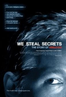 We Steal Secrets: The Story of WikiLeaks on-line gratuito