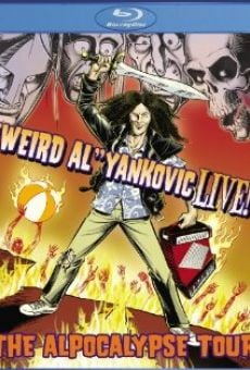 Película: 'Weird Al' Yankovic Live!: The Alpocalypse Tour