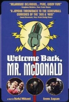Película: Welcome Back, Mr. McDonald