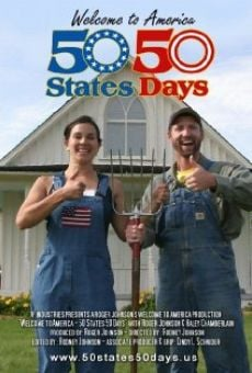 Ver película Welcome to America: 50 States 50 Days
